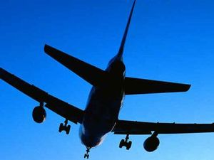 Three injured in midair hijack scare