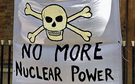 Anti-nuclear activists are being asked by scientists to embrace the technology to save the environment