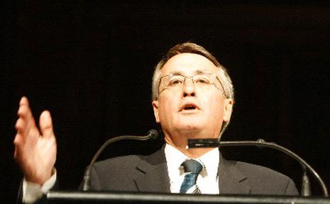 Federal Treasurer Wayne Swan.