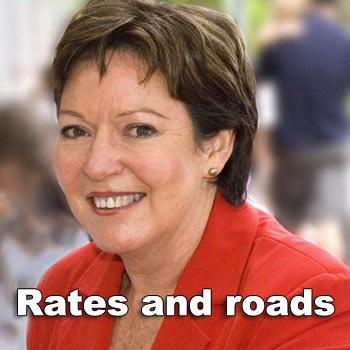 Division 8 councillor Debbie Blumel.