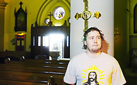 Patrick Barrett, of Lismore, will be confirmed by Pope Benedict XVI when the Pontiff visits Sydney for World Youth Day.