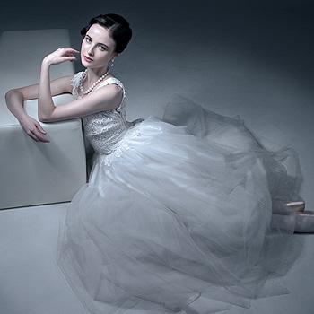 Ballerina Amber Scott in one of her previous roles as Raymonda. Photo: Jena Francios Campos