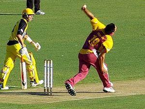 Johnson takes swipe at selectors over bowler rotation