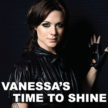Vanessa Amorosi will perform at the Sands Tavern in Maroochydore this Friday night.