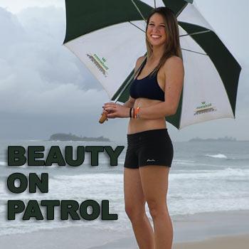 Marcoola Surf Club Summer Surf Girl entrant. Photo: Mike Garry/scw889b