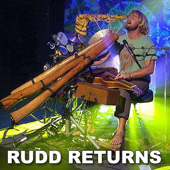 Xavier Rudd is heading back to the Coast this November. Photo: Sarah Robinson / myspace.com/xavierrudd