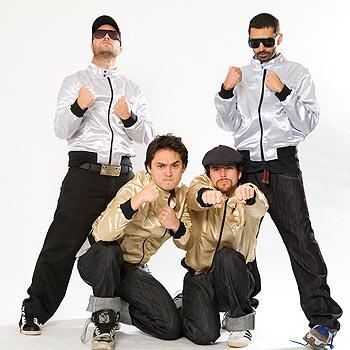 Australian hip hop band TZU can not get enough of Coolum.