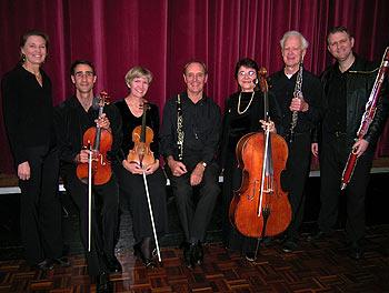 The Sunshine Coast Pacific Chamber Players