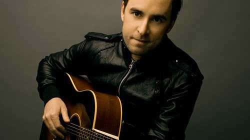Damien Leith at the premiere of his new album Remember June. Leith will be at the Gympie RSL on May 8.