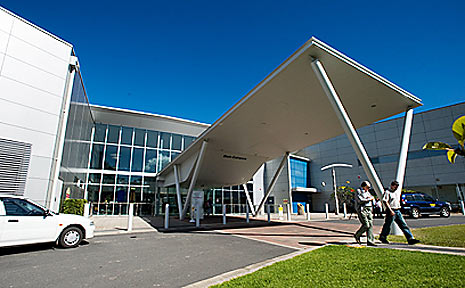 The Coffs Harbour Health Campus.