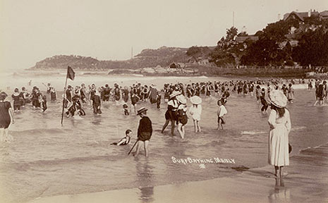 One of the images that will be on display in the 'Between The Flags' exhibition. This is part of a traveling show from the National Museum of Australia and will be seen at the Coffs Harbour Regional Gallery.