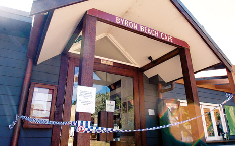 The Byron Beach Cafe