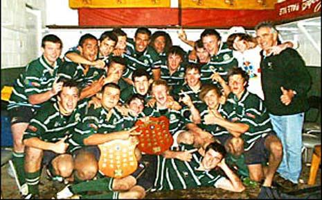 Lismore Under-16 rugby union team.