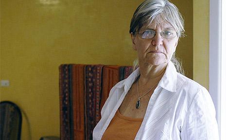 Independent child birth educator, Margaret Spain.