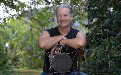 Robin Archbold will be one of the contestants vying for the 17th annual Lismore Poetry Cup tonight.