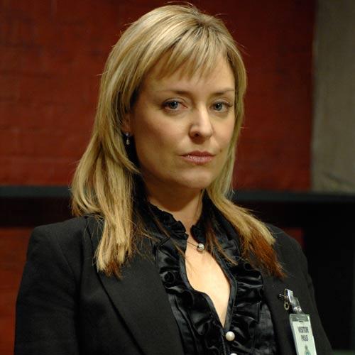 Dallas Teacher Under Investigation For Allegedly Mimicking: Rachel Beck Guest Stars On City Homicide