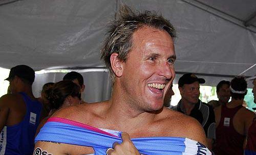 Ex-Sunshine Coast ironman Dean Mercer has died.