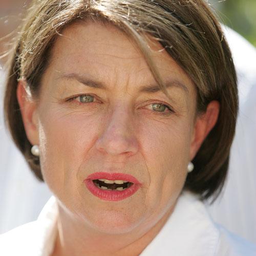 Premier Anna Bligh.