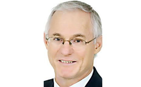 USQ vice-chancellor Bill Lovegrove.