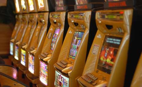 Poker machines are linked to problem gambling.