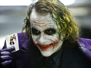 Heath Ledger kept 'Joker diary' during The Dark Knight