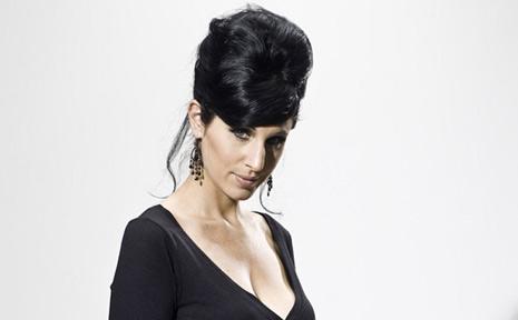 Former Canadian spy turned singer/songwriter, Ann Vriend.