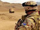 Australian troops serving in Afghanistan.