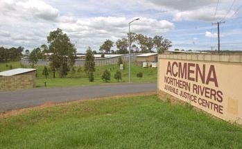The Acmena juvenile justice detention centre.