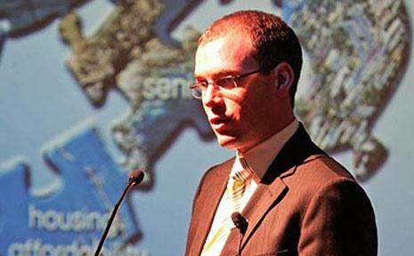 Queensland Treasurer Andrew Fraser