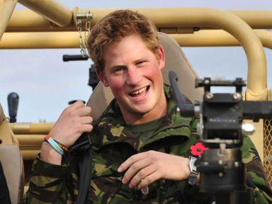 Prince Harry is visiting Australia