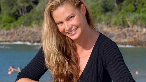 Mimi Macpherson In Noosa Photo Geoff Potter N15709