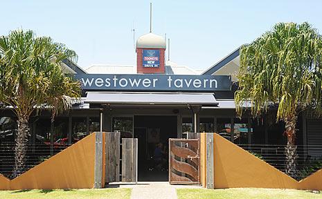 The Westower Tavern at West Ballina.