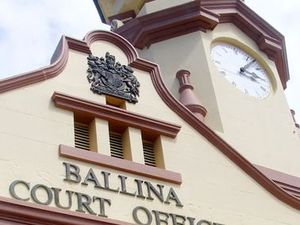 Dead calf dumped outside Ballina court was frozen: police