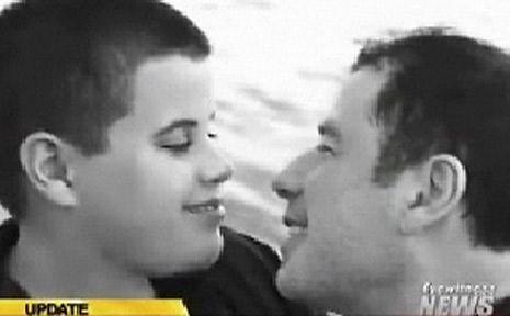 Jett and John Travolta.