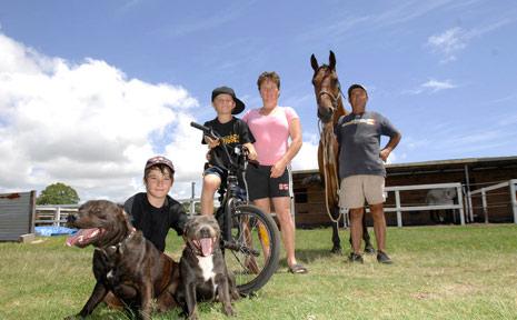 Ballina jockey Lorna Cook will race in the Family Race Day at Ballina Racecourse.