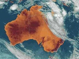BOM are keeping an eye on low that may turn into a cyclone