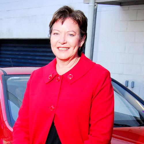 Councillor Debbie Blumel. Photo:Che Chapman/175780