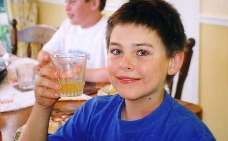 Missing Palmwoods boy Daniel Morcombe.