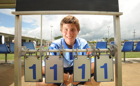 15 yr old Aaron Teys of the Ballina Club plays for NSW U/18, won the 2006 Ballina Club Championships and in turn went on to become District Singles Champion of Champions.