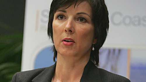 Divisional councillor and environment portfolio holder Keryn Jones