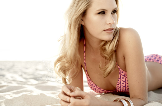 Sunshine Coast model, Ema Masters.