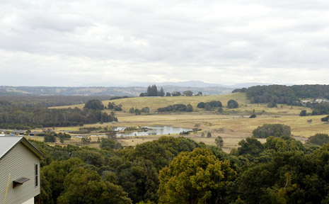 FOR SALE: The Pacific Pines Estate site at Lennox Head.