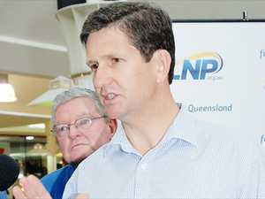 Springborg says showgrounds should stay put