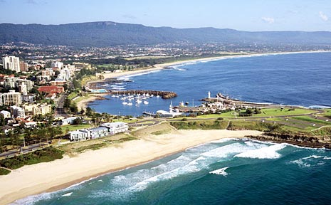 If you haven't been to Wollongong for a while, you're going to notice some changes, including six new international-standard hotels.