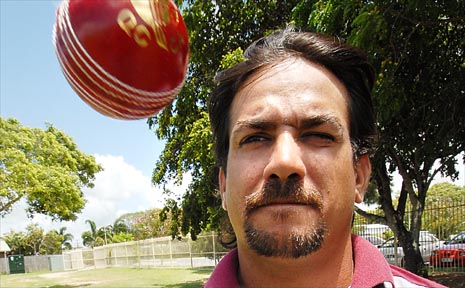 Norths paceman Nigel Beer claimed 1-12 for the state side in the Imparja Cup decider.