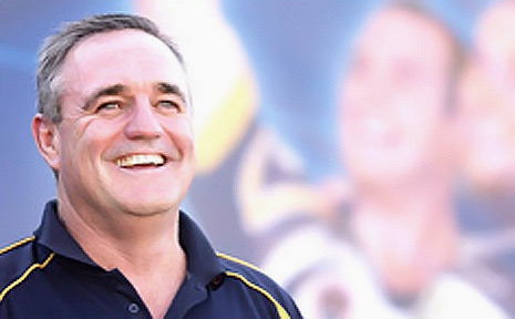 Former NRL and NSW coach Graham Murray.