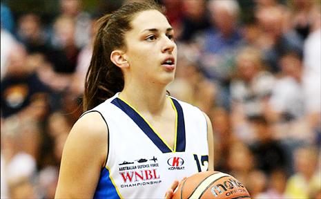Marianna Tolo.