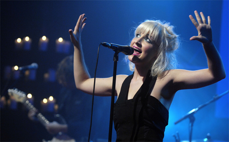 Kate Miller-Heidke will be at the Coolangatta Hotel on Friday night