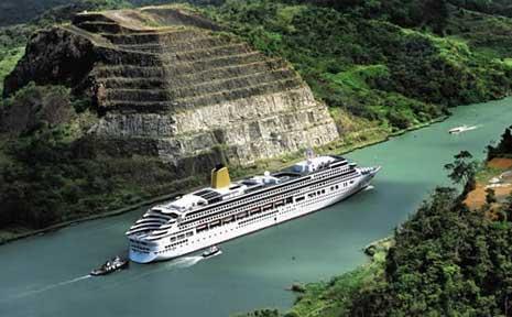 P&O; cruise ship Aurora