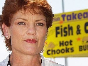 Pauline Hanson's back and ready to take on Queensland